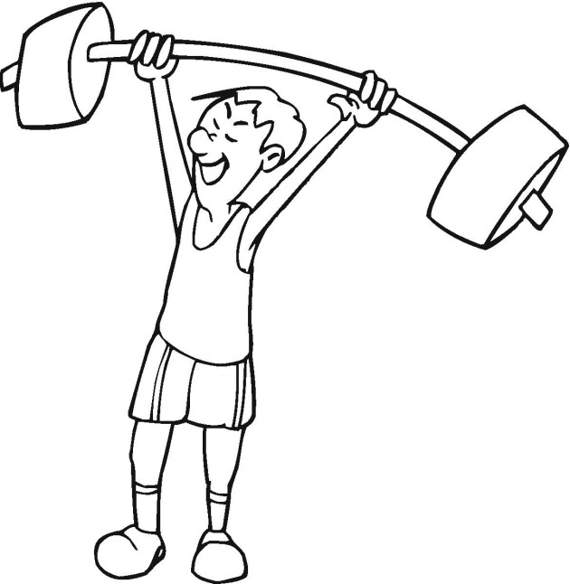 aerobics coloring pages 12,printable,coloring pages