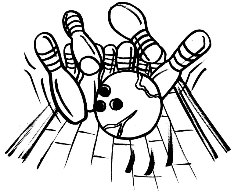 coloring pages of bowling,printable,coloring pages