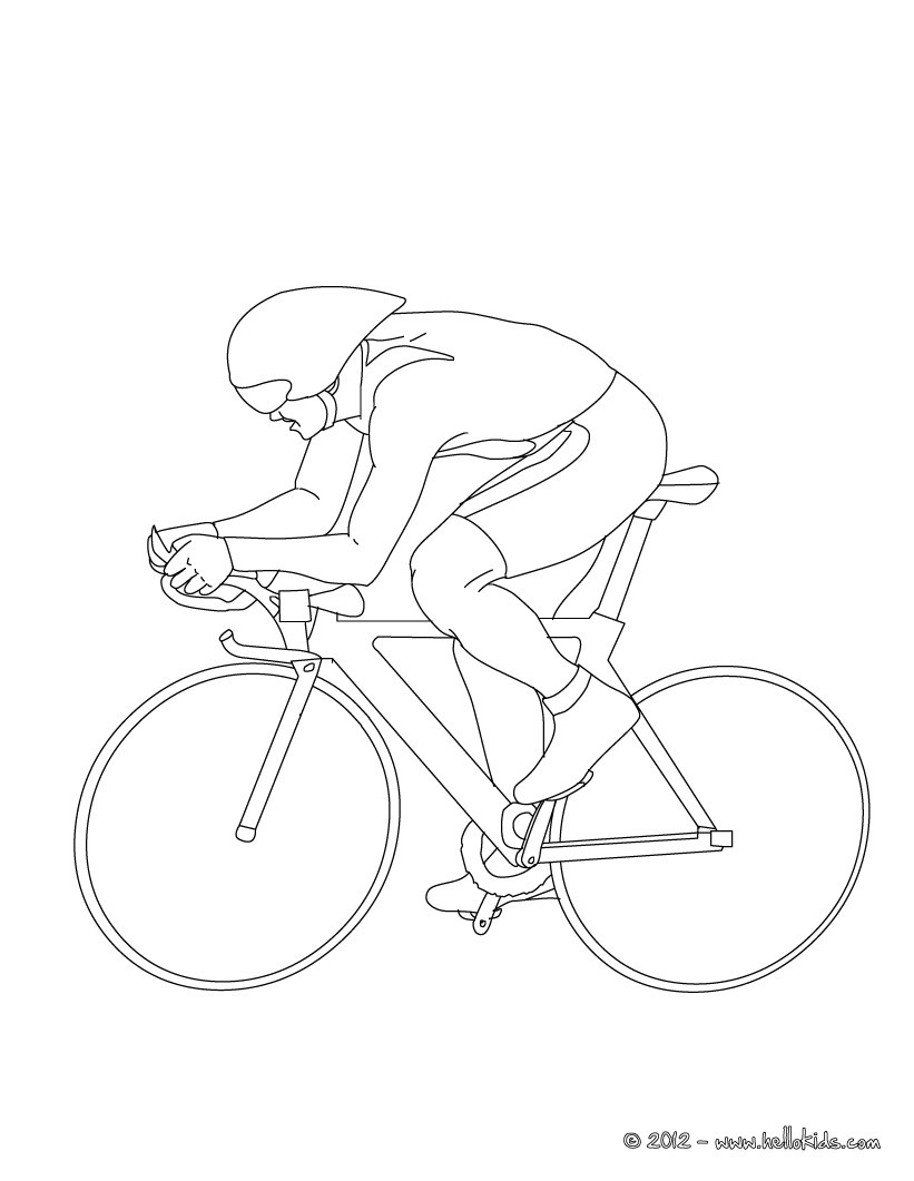 cycling coloring pages 12,printable,coloring pages