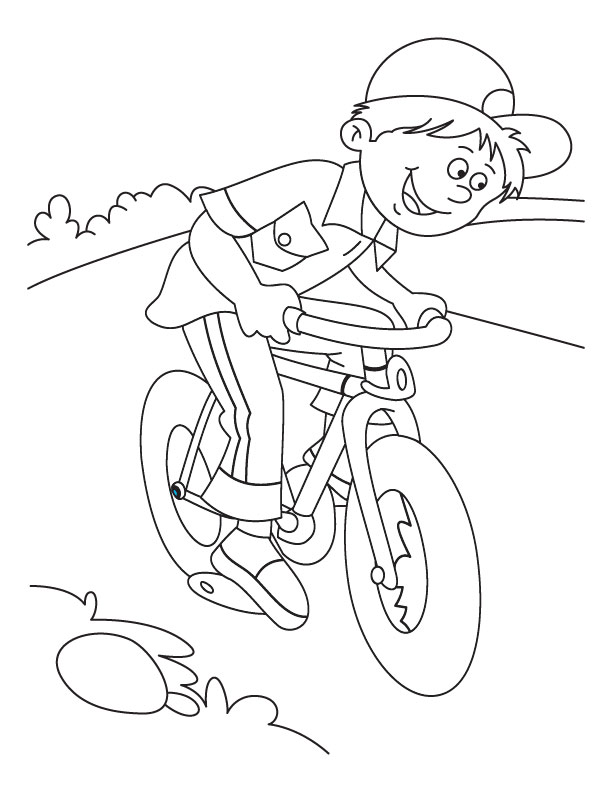 printable cycling coloring pages,printable,coloring pages