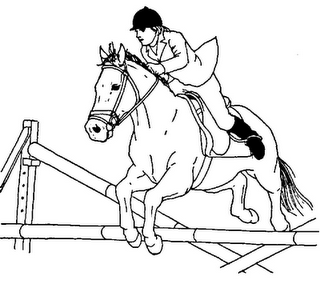 coloring pages of equestrian,printable,coloring pages