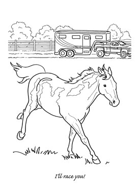 coloring pictures equestrian,printable,coloring pages