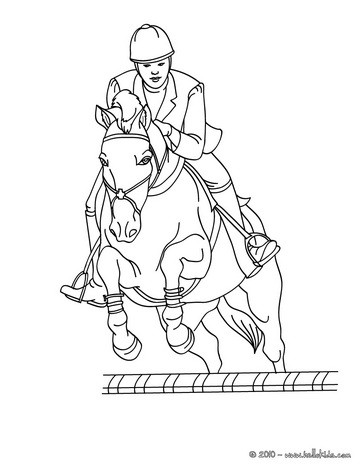 printable pictures of equestrian page,printable,coloring pages