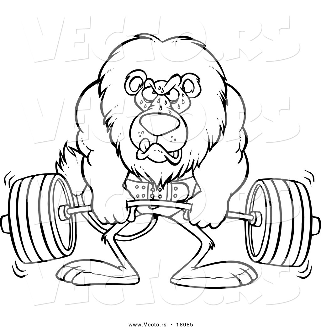 printable pictures of fitness page,printable,coloring pages