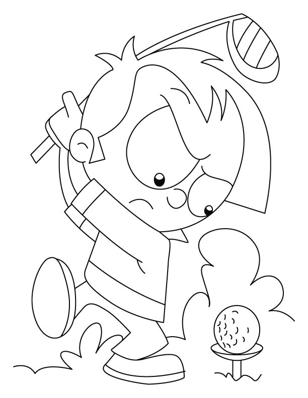 golf coloring pages 12,printable,coloring pages