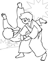 martial-arts coloring pages 11,printable,coloring pages