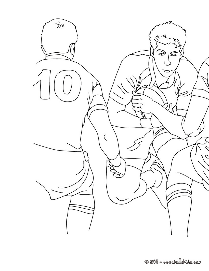 rugby coloring pages,printable,coloring pages