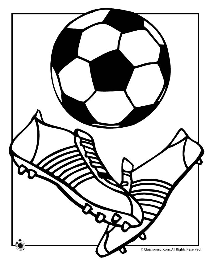 soccer coloring page to print,printable,coloring pages