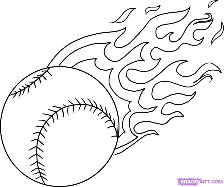 softball coloring pages for kids,printable,coloring pages