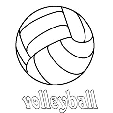 volleyball coloring pages 12,printable,coloring pages