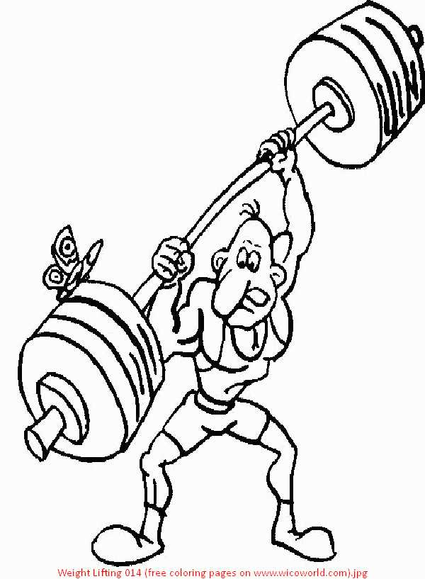 weight-lifting coloring pages 13,printable,coloring pages