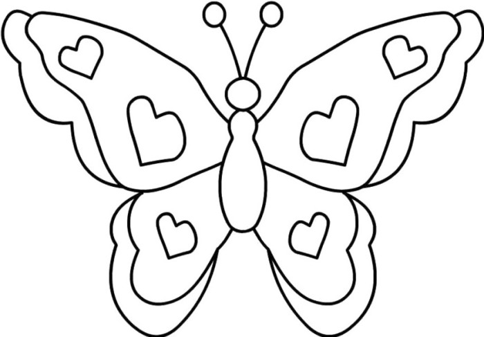 Anatomy Coloring Book Download Free : Coloring pictures of butterflies. butterfly coloring pages