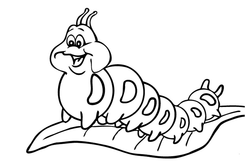 caterpillar coloring pages 11,printable,coloring pages