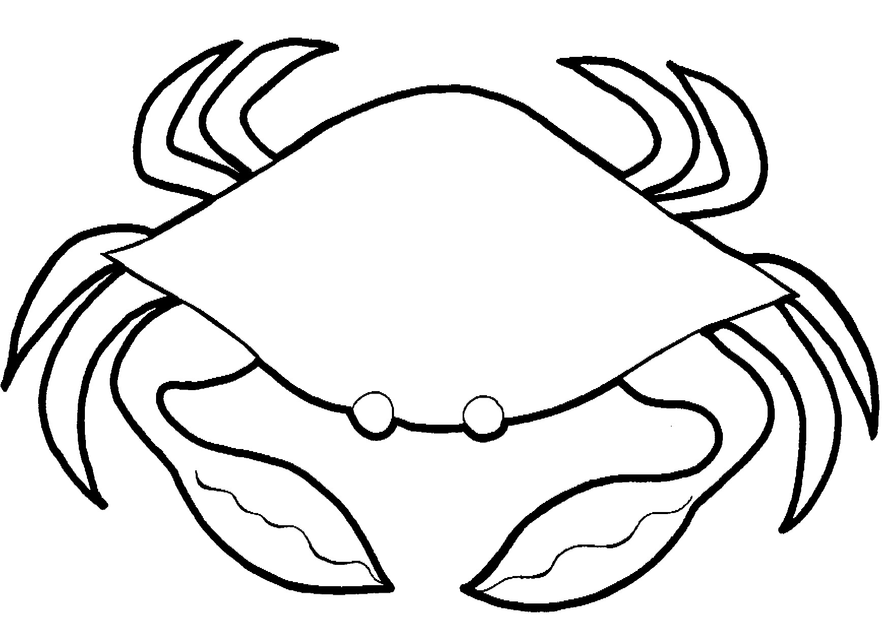 coloring pictures crab,printable,coloring pages