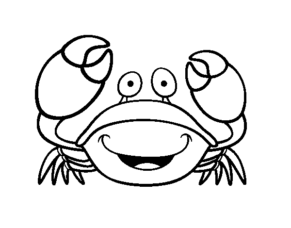 crab coloring pages 14,printable,coloring pages