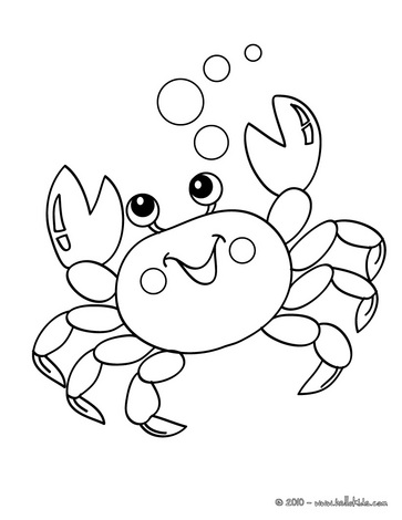 crab coloring pages printable,printable,coloring pages