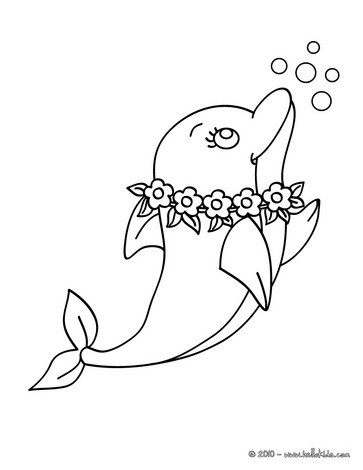 coloring pictures dolphin,printable,coloring pages