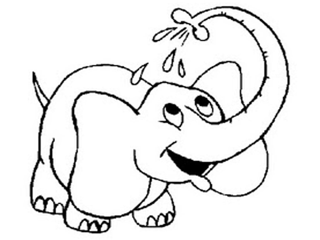 elephant coloring pages for kids,printable,coloring pages