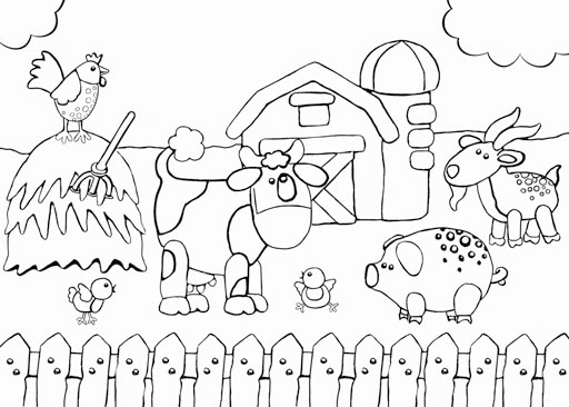 farm coloring pages 15,printable,coloring pages