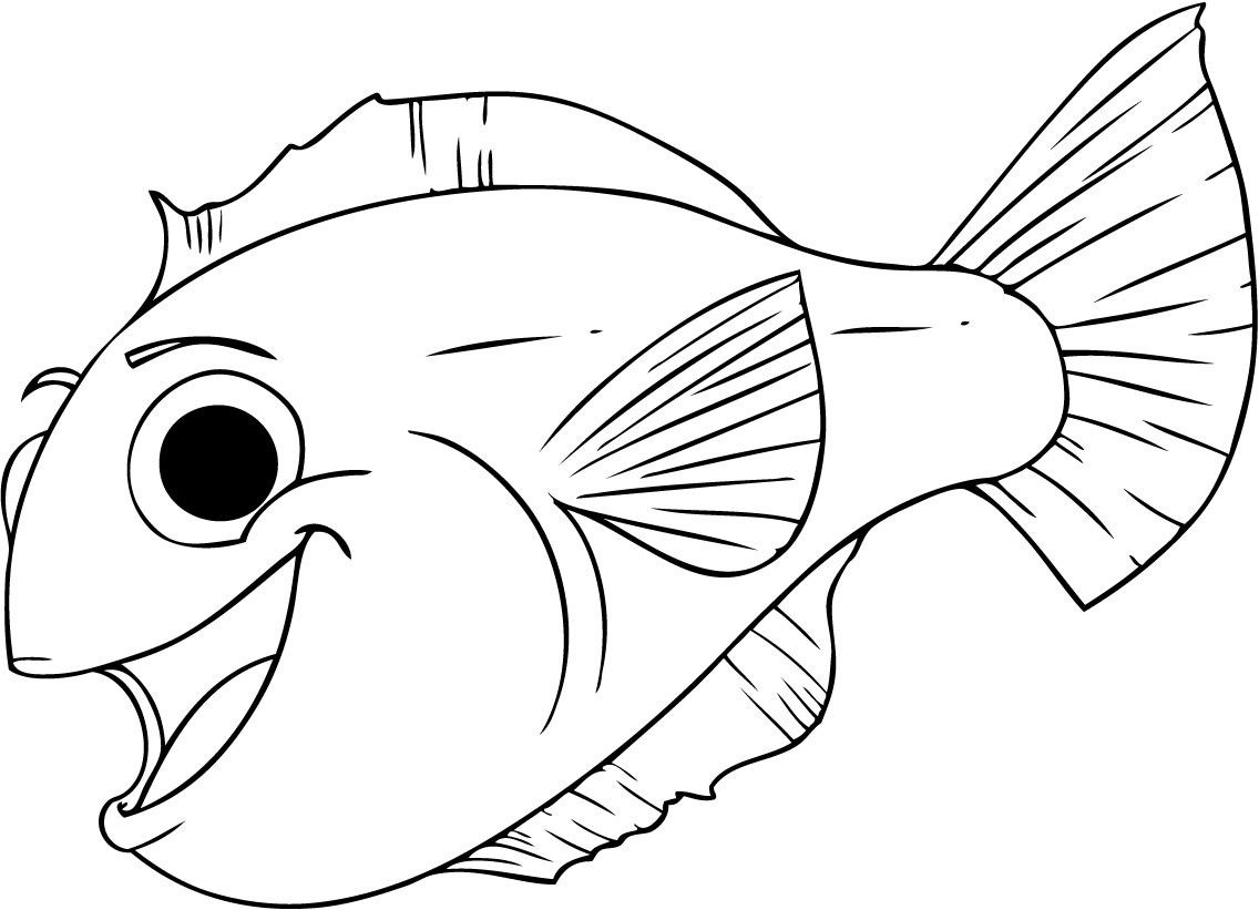 fish coloring pages 14,printable,coloring pages