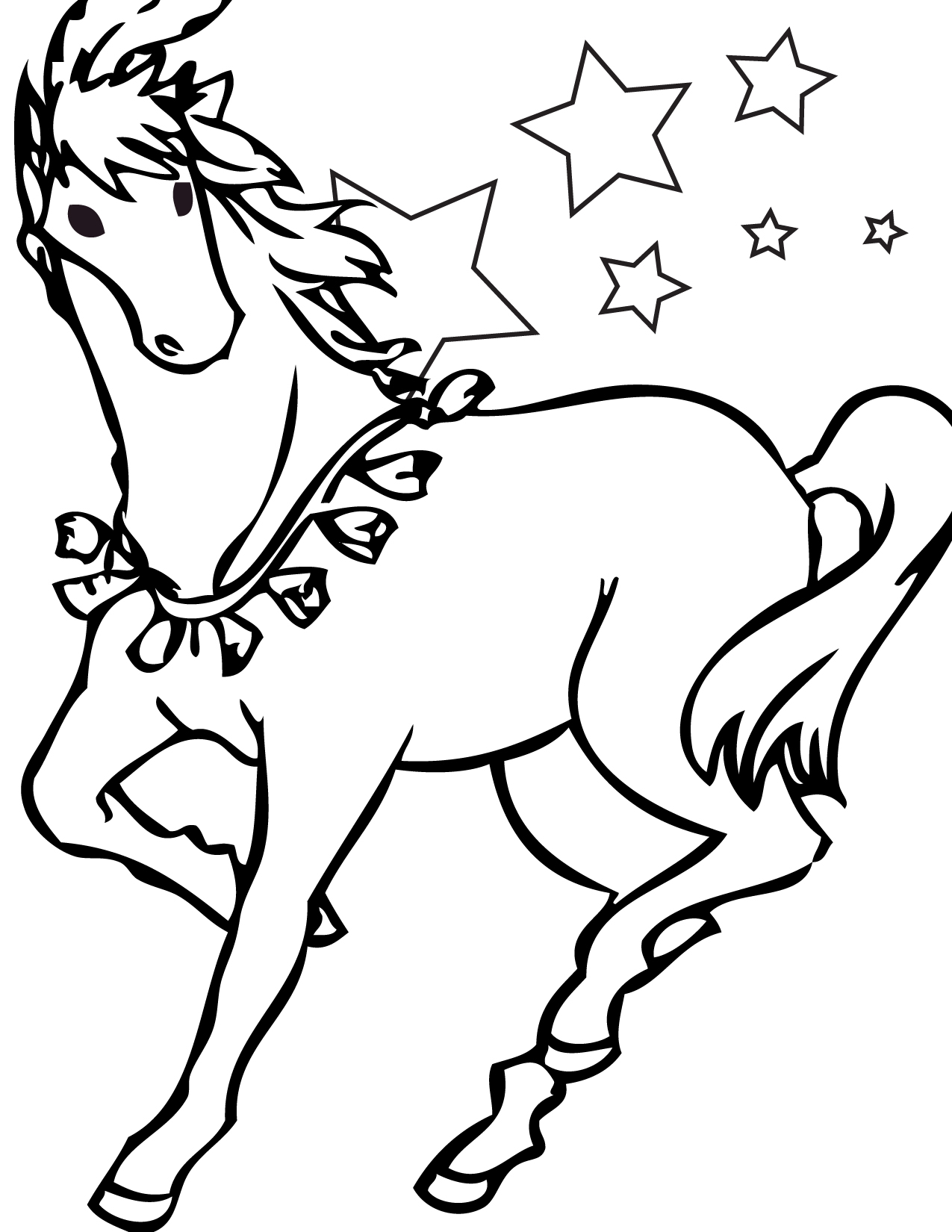 horse coloring pages 11,printable,coloring pages