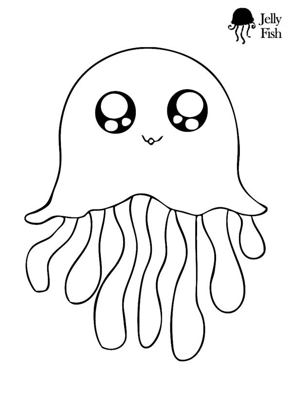 jellyfish coloring pages,printable,coloring pages