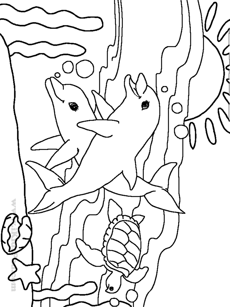 14 printable ocean coloring pages print color craft