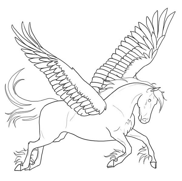 pegasus coloring pages 11,printable,coloring pages