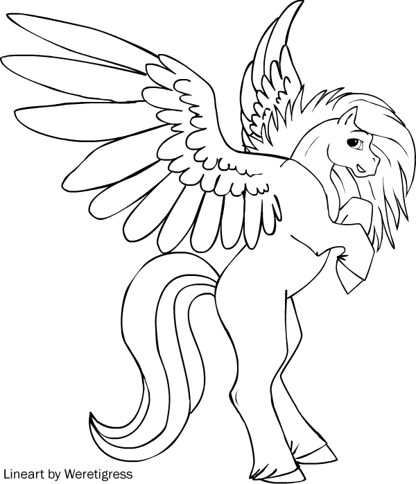 pegasus coloring pages 13,printable,coloring pages