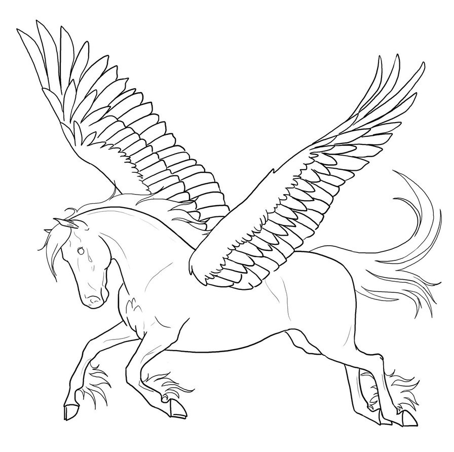 printable pegasus coloring pages,printable,coloring pages