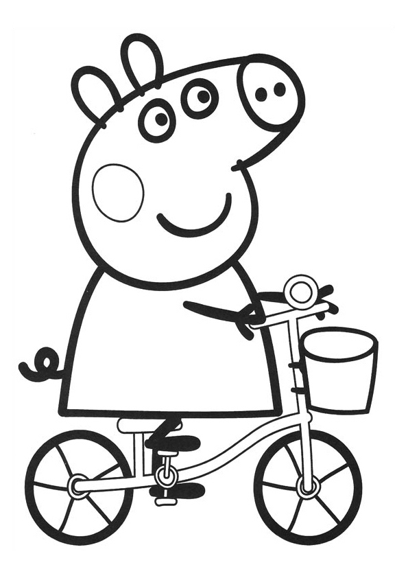 pig coloring pages 13,printable,coloring pages