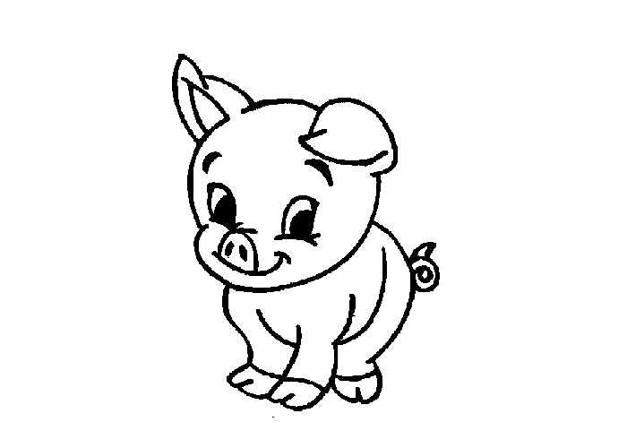 pig coloring pages 15,printable,coloring pages
