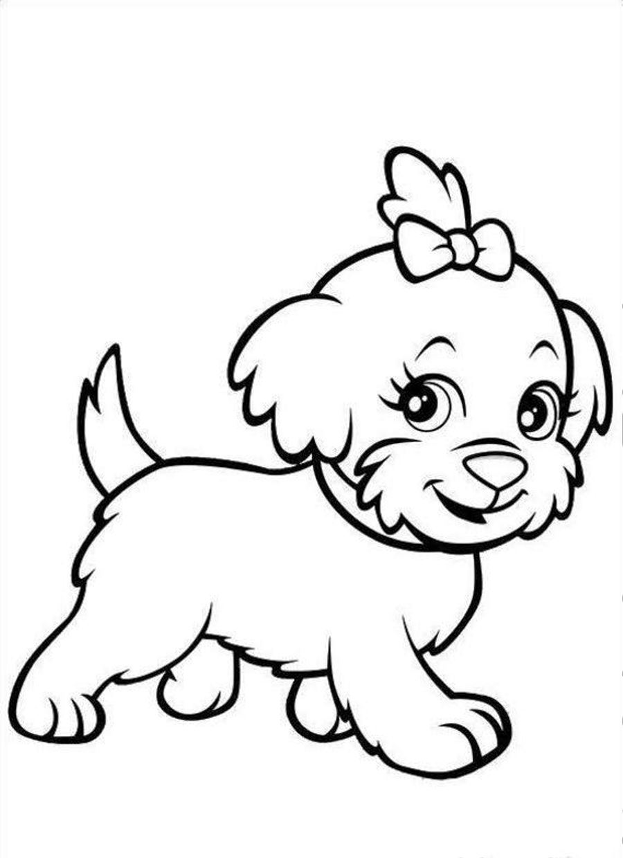 printable puppies coloring pages,printable,coloring pages