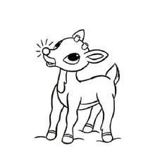 reindeer coloring pages 14,printable,coloring pages