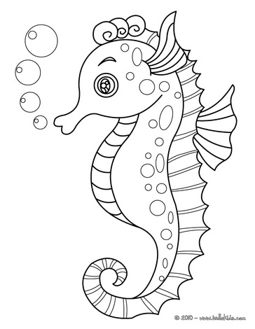 printable seahorse coloring pages,printable,coloring pages