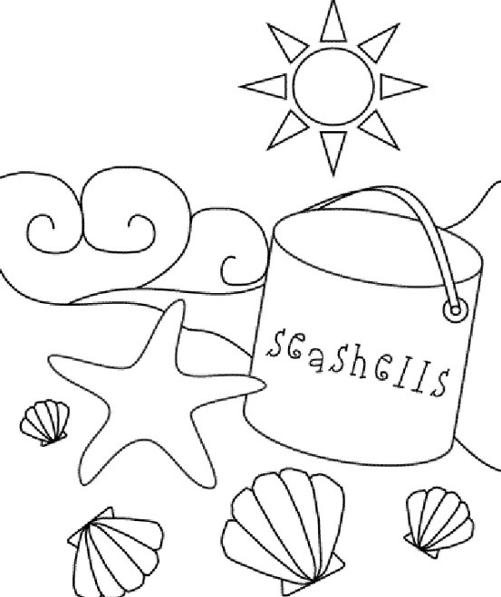 seashell coloring pages 13,printable,coloring pages