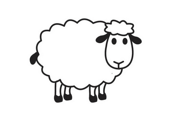 printable pictures of sheep page,printable,coloring pages