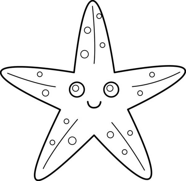 starfish coloring pages printable,printable,coloring pages