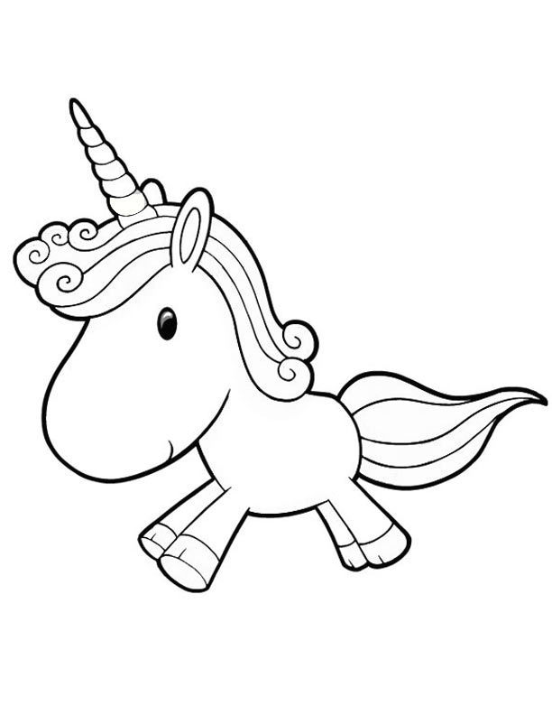 unicorn coloring page,printable,coloring pages