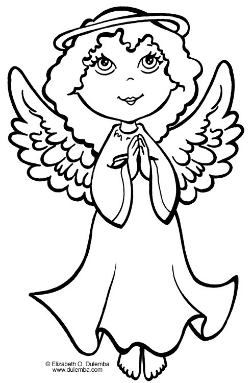 angel coloring pages printable,printable,coloring pages