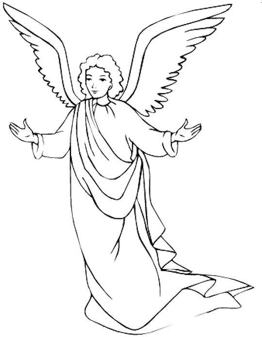 coloring pictures angel,printable,coloring pages