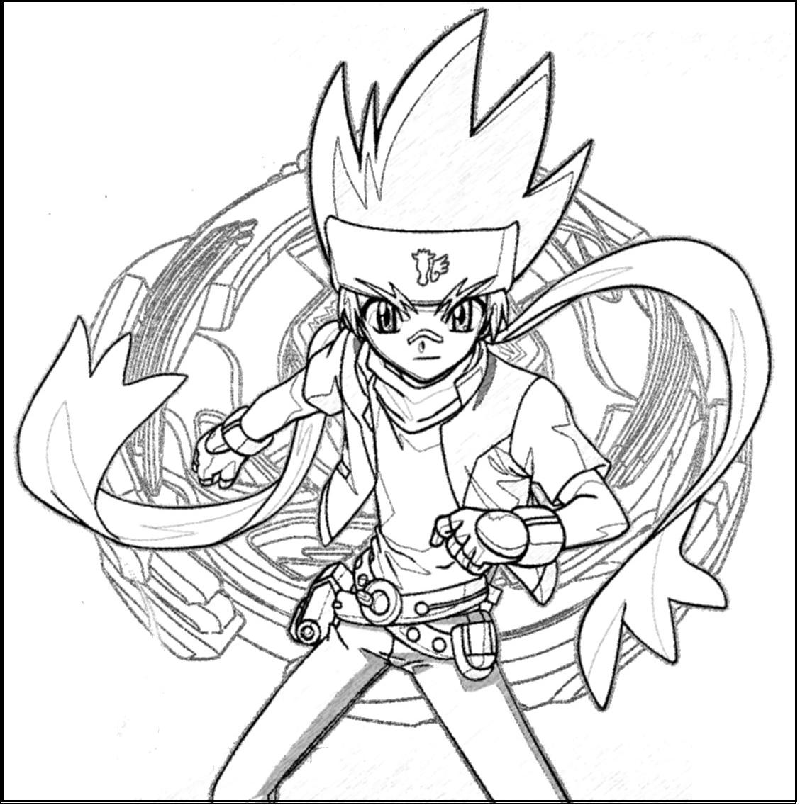 beyblade coloring pages for kids,printable,coloring pages