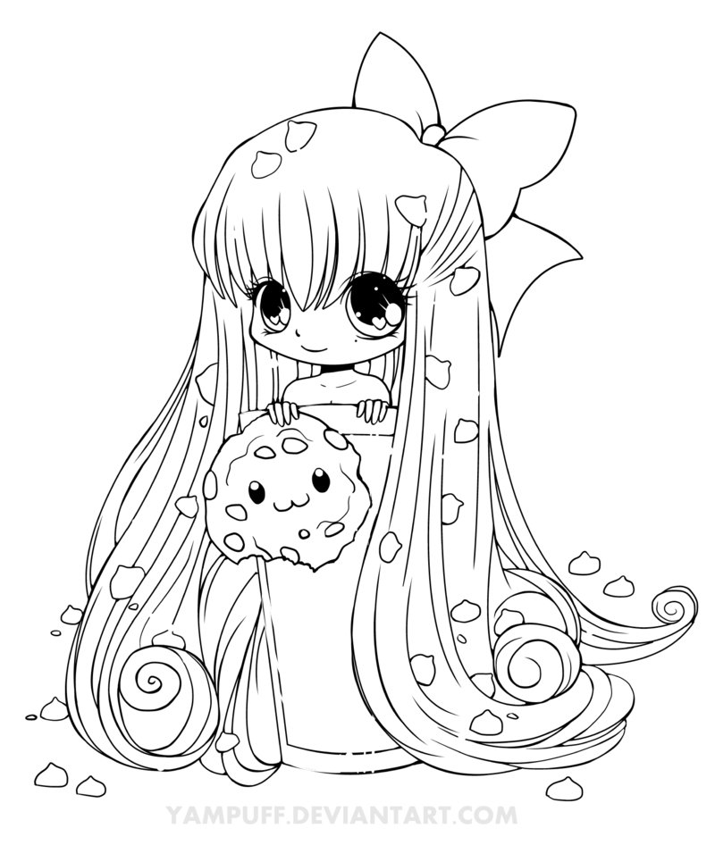 cute-chibi coloring pages 13,printable,coloring pages