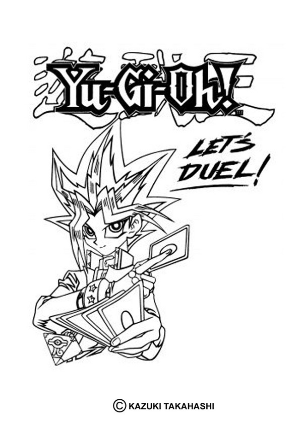 yugioh coloring pages 12,printable,coloring pages