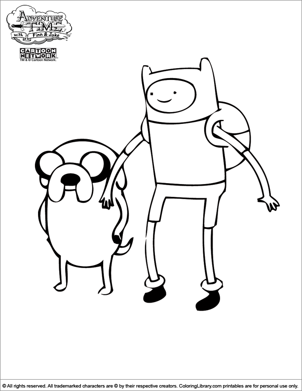 printable adventure-time coloring pages,printable,coloring pages