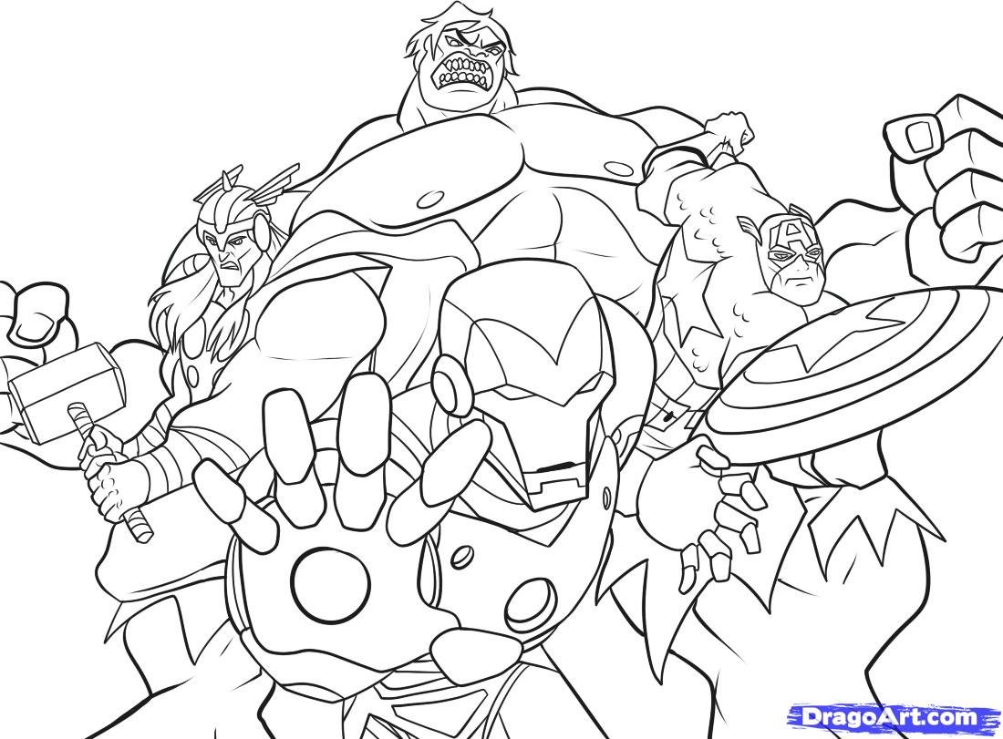 avengers coloring pages 12,printable,coloring pages