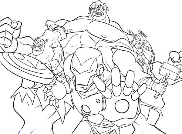 avengers coloring pages 15,printable,coloring pages