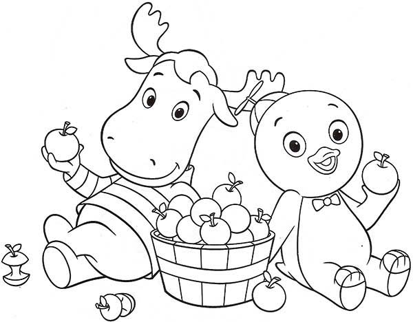 backyardigans coloring pages 11,printable,coloring pages