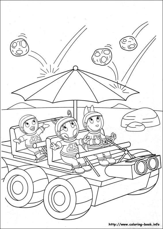 backyardigans coloring pages for kids,printable,coloring pages