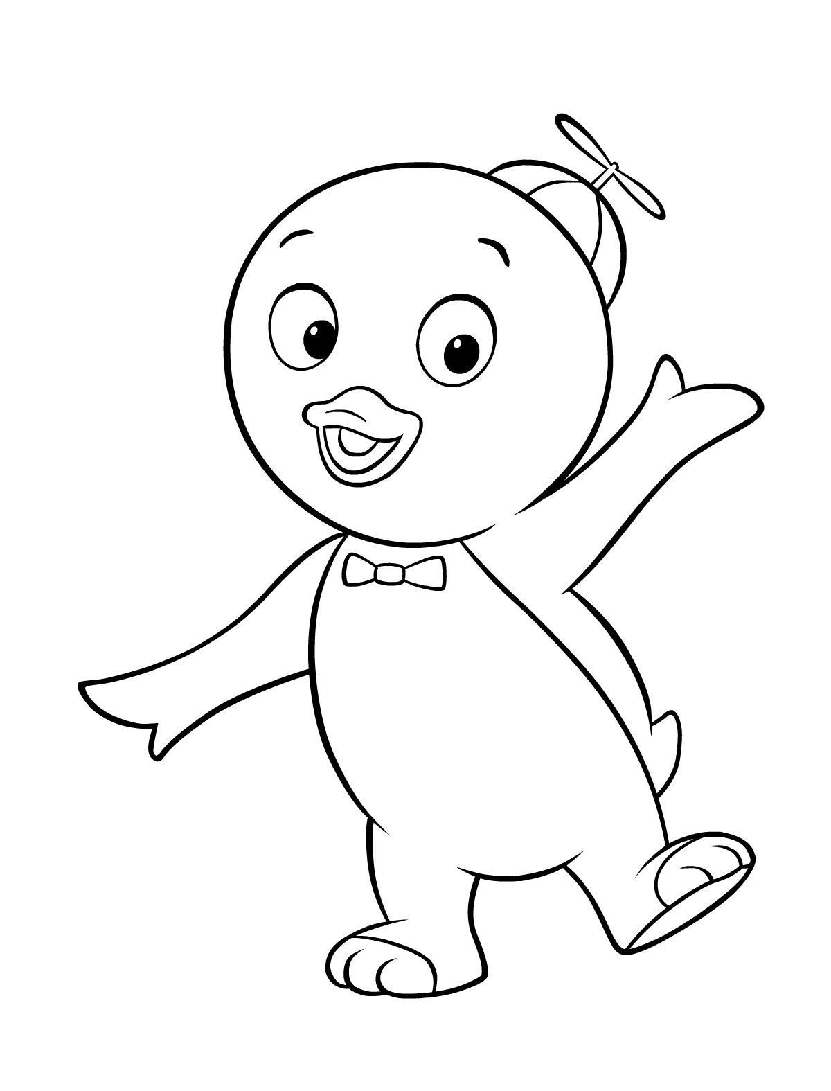 printable backyardigans coloring pages,printable,coloring pages